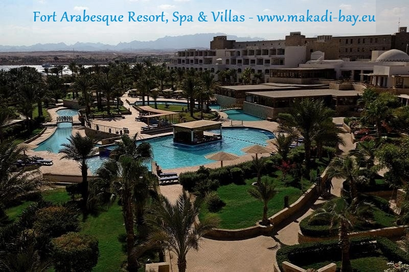 Hotel Fort Arabesque Resort, Spa & Villas